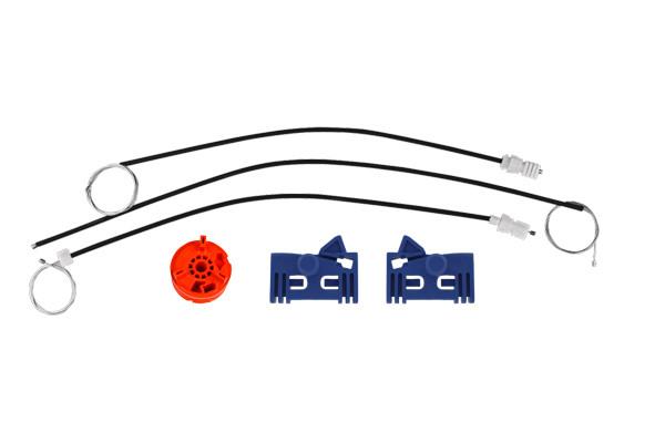Ремкомплект механизма стеклоподъемника передней правой двери Renault Espace IV 2002-2011