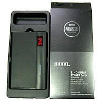 Портативное зарядное устройство Remax Linon Pro RPP-53 (10000mAh) 2USB(2А) Original