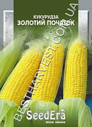 Насіння кукурудзи «Золотий качан» 20 г