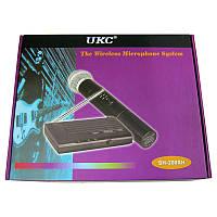 Микрофон для караоке SHURE SH-200 радиомикрафон 229,6MHz