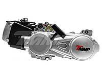 Двигатель в сборе ATV-180 куб 1P63QML  (ATV180) +масляный радиатор
