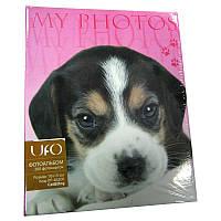 Фотоальбом UFO 10/15 на 200шт   PP-46200  Cat&Dog