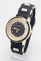 Женские кварцевые наручные часы Chanel черные