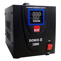 Стабилизатор напряжения Элтис DOMO-II TLD 1000VA LED