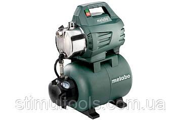 Насосна станція (гідрофор) Metabo HWW 3500/25 INOX