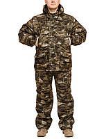Зимовий костюм для полювання та риболовлі (Піксель клітина м23) алова, фото 1