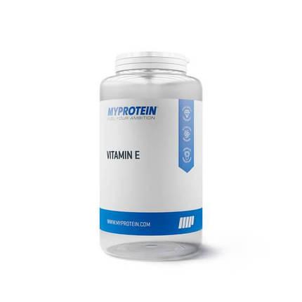 Vitamin MyProtein E 60 caps, фото 2