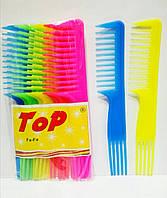 Расчёска для волос цветная, тризуб