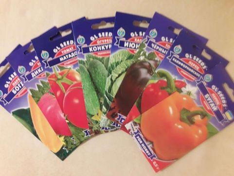 "Набор семян ""Овощной салат"""