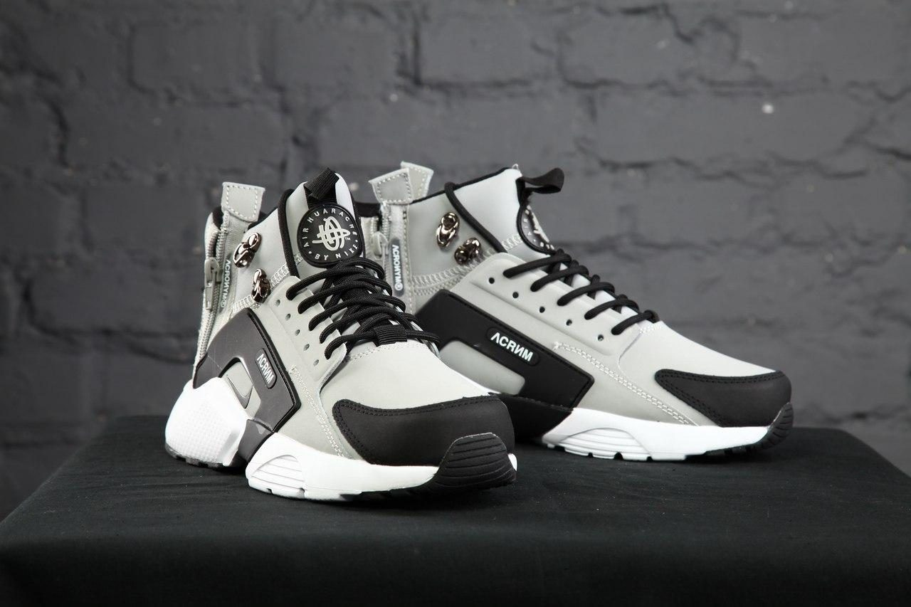 Зимние мужские кросовки Nike Huarache Acronym, Реплика