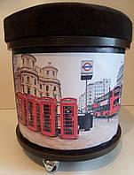 Пуф-ковчег Лондон 1