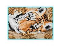65056 Набор для вышивания крестом DIMENSIONS Красивый тигр