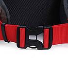 Рюкзак для гидратора  с сумкой на пояс черный, фото 7