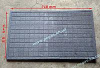 Плита печная чугунная (410х710мм) , фото 1
