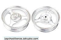 Диск колеса   3,50 * 13   зад диск   легкосплавный 19 шлицов под камерную шину