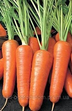 Морковь Каротель, 500г