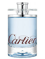 Eau de Cartier Vetiver Bleu edt 100 ml. tester