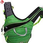 Велорюкзак Jungle King 30L зеленый, фото 4