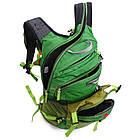 Велорюкзак Jungle King 30L зеленый, фото 5