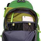 Велорюкзак Jungle King 30L зеленый, фото 9