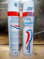"""Зубная паста Aquafresh """"Отбеливающая"""" с дозатором, 100 гр"""