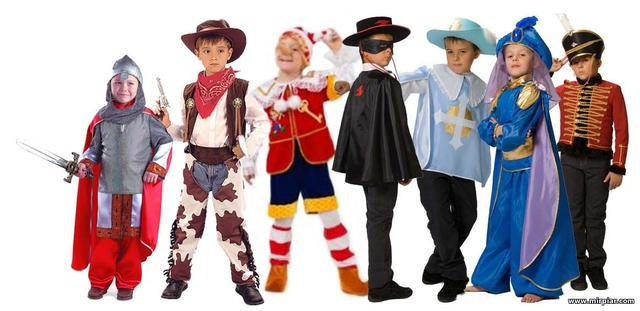 Детские костюмы. персонажи исторические и сказочные ... - photo#12