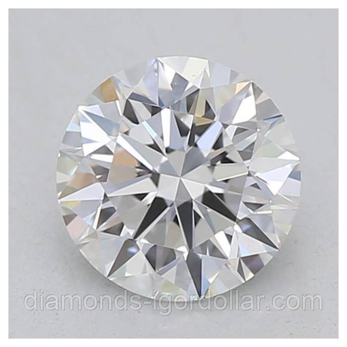 Купить бриллиант натуральный природный Украина 4.5 мм 0.35 кт 3/4-4/5 супер цена 540$