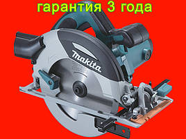 Дисковая пила 1.1 кВт 165 мм Makita HS6100