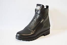 Ботинки зимние кожаные Euromoda 703
