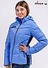 Купить лыжную женскую куртку фирмы Avecs blue Lagoon
