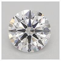 Бриллиант натуральный природный 3,9 мм 0,23 Кт VS1/F 350$