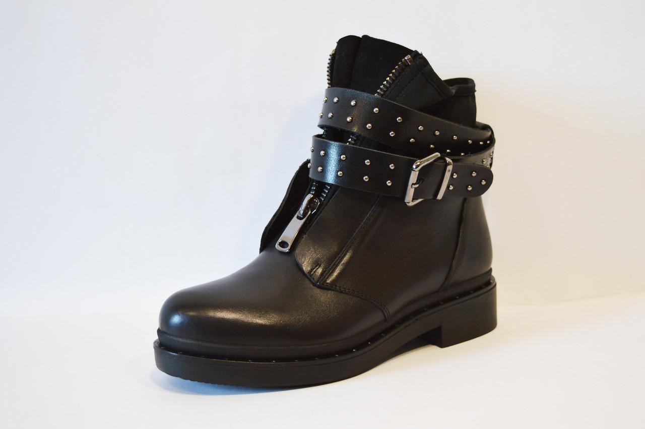 Зимние ботинки в стиле Casual Estomod 317