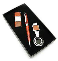 Подарочный набор (Ручка с брелоком и зажигалкой)