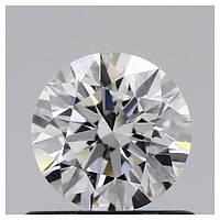 Бриллиант белый натуральный природный 5,5 мм 0,6 Кт