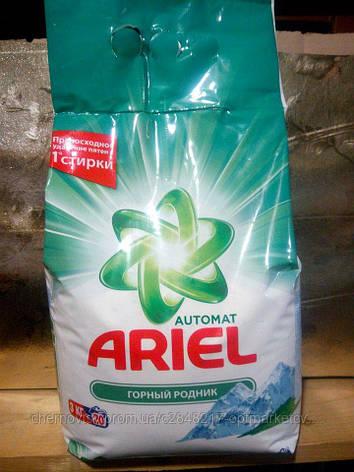 Стиральный порошок Ariel Горный родник  3 кг, фото 2