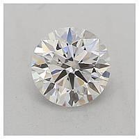 Бриллиант натуральный природный 3,9 мм 0,23 Кт