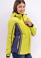 Женская лыжная куртка Avecs желтая. Распродажа!!!, фото 1