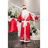 Новорічний костюм Діда Мороза і Снігуроньки, фото 4