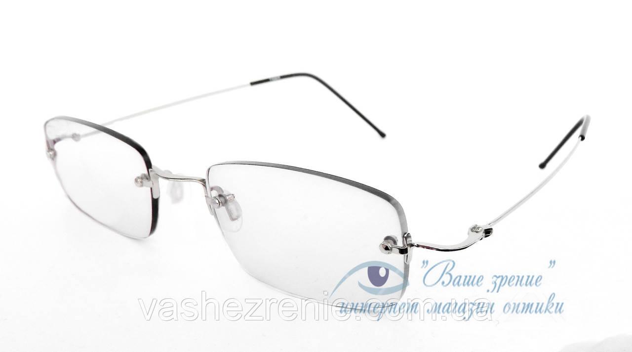 Очки безоправные для зрения Код:3020
