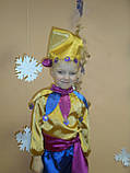 Карнавальный костюм  гнома  прокат. Костюм шикарного   гнома прокат, фото 3