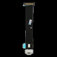 Шлейф для iPad Pro 12.9, с разъемом зарядки, белый