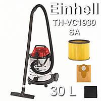 Промышленный-строительный  пылесос «Einhell» TH-VC 1930 SA (1500Вт)