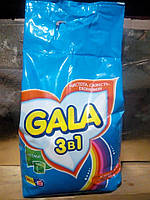 Стиральный порошок Gala Свежий цвет 3 кг