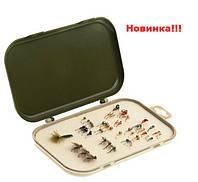 Коробка с мягким вкладышем  2100 (для мушек, мормышек, мелких блесен)