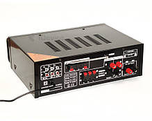 Усилитель звука 5-ти канальный UKC PA-329BT, фото 2