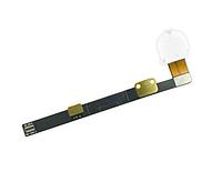 Шлейф для iPad mini 2 Retina, iPad mini 3 Retina, с коннектором наушников, белый, фото 1