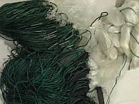 Сеть рыболовная трехстенная 3 м-высота,100 м kaida,ячейка 40