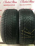 Зимние шины б/у Semperit Speed-Grip 2  215/55/16