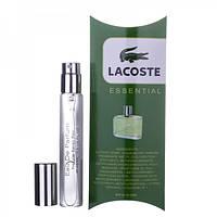 Lacoste essential 15ml, слюда