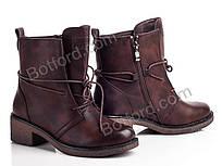 Ботинки Башили 155-1 brown